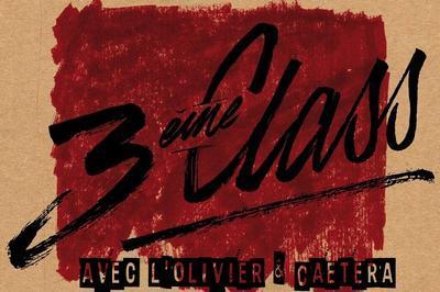 3ème Class avec l'Olivier & Caetera à Toulouse