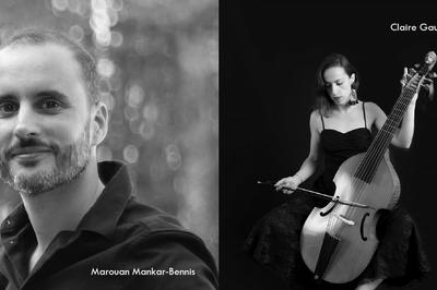 3ème Concert Royal (François Couperin) - Viole et Clavecin à Nanterre