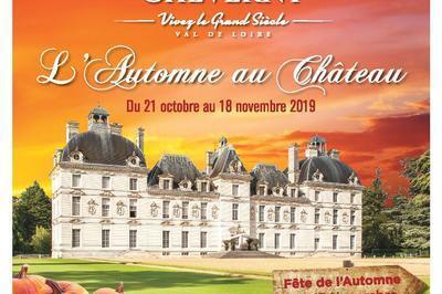 2ème Fête de l'Automne au Château de Cheverny 2019
