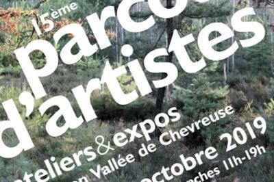 15ème Parcours d'Artistes en Vallée de Chevreuse à Dourdan