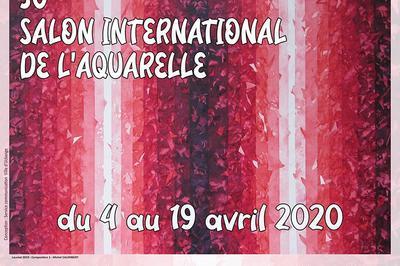 Salon International Aquarelle Uckange Elena Blondeau