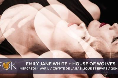 FOK#2 : Émily Jane White et House Of Wolves à Nancy