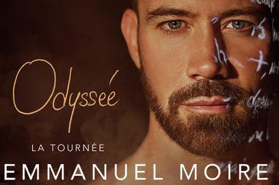 Emmanuel Moire à Bordeaux