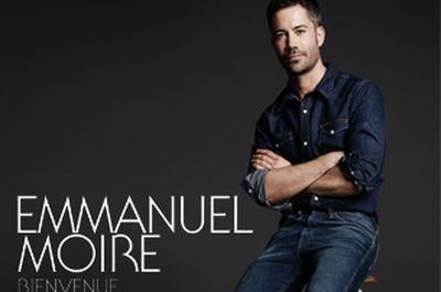 Emmanuel Moire à Le Mans