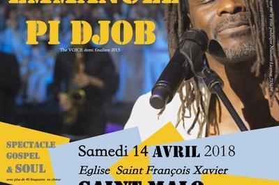 Emmanuel Pi Djob à Saint Malo