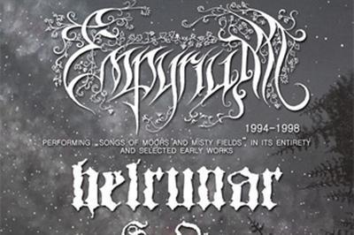 Empyrium + à Strasbourg