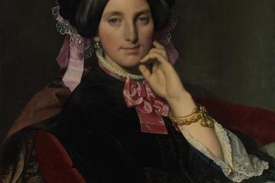 En Attendant Les Romantiques - Exposition Les Ingres Du Musée De Montauban : Dans L'intimité Créatrice Du Peintre à Paris 8ème