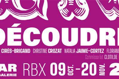 « EN DÉCOUDRE », Michèle Cirès-Brigand, Christine Crozat, Natalia Jaime-Cortez, Floriane Pilon à Roubaix