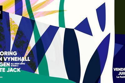 Encore : DJ Boring ~ Leon Vynehall ~ Imogen ~ White Jack à Lyon