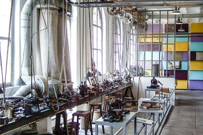 Engrenages : Du Bruit Au Musée. Visite Sonore Au Musée ! à Meru