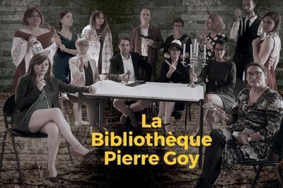 Enquête à La Bibliothèque Pierre Goy à Annemasse