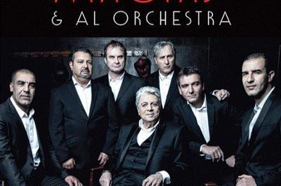 Enrico Macias & Al Orchestra à Aix en Provence
