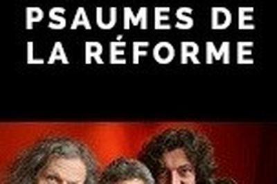 Ensemble Clement Janequin : Psaumes De La Reforme à Paris 1er