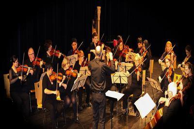 Ensemble symphonique de la CCM à Saint Vallier