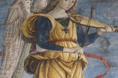 Musique baroque coloniale d'Amerique du sud à Grenoble