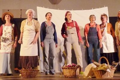 Ensemble Vocal Féminin Monalisa à Nyons