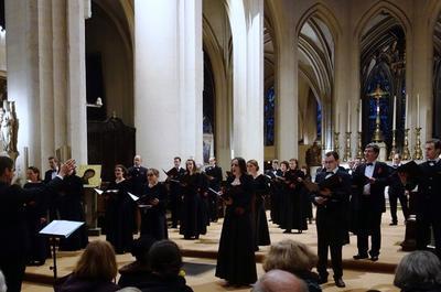 Ensemble Vocal Jubilate Deo Et Choeur Du Rosaire à Paris 14ème