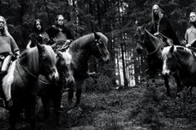 Ensiferum Path To Glory Tour 2018 à Limoges
