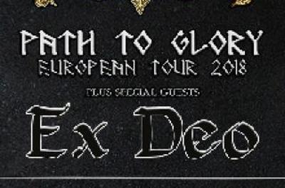 Ensiferum + Special Guest Ex Deo à Strasbourg