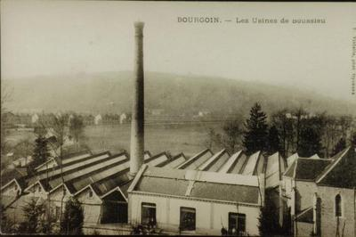Entre Cloche Et Sirène, Les Usines-pensionnats à Montceau