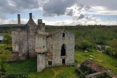 Entre Gâtine Et Bocage, Découvrez Le Bourg Et Le Château De Glénay à Glenay