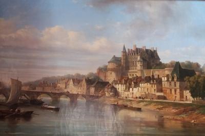 Entrez Et Venez Découvrir Les Collections Du Musée... Chaque Oeuvre A Une Histoire À Raconter à Amboise