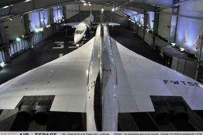 Envolez-vous Avec Concorde ! à Le Bourget