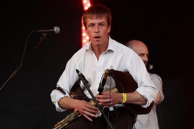 Eoin Dillon à Blois