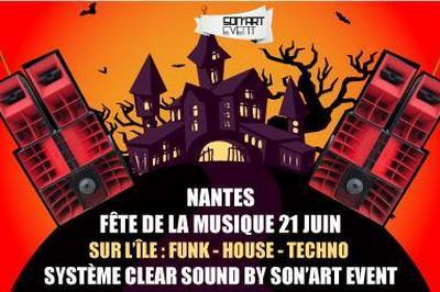 Eprohm 6.35 fête la musique à Nantes