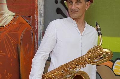 Soblues Festival : Eric C/ Kevin Double Group - Eric Séva Body And Blues Feat. Harrison Kennedy & Manu Galvin à Le Mans