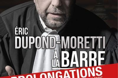 Eric Dupond-Moretti  à la barre à Paris du 19 février au 21 décembre 2019 à Paris 8ème