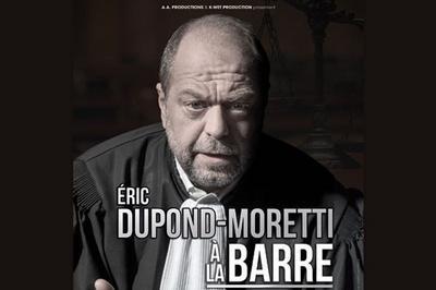 Eric Dupond-Moretti à Enghien les Bains