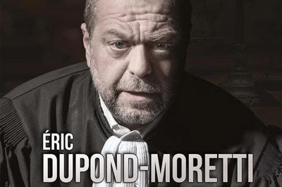 Eric Dupond-Moretti A La Barre à Lille du 15