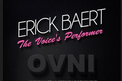 Erick Baert Dans The Voice'S Performer à Caen