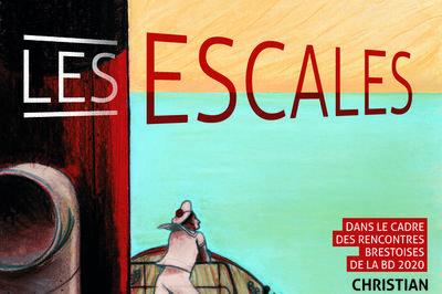 Escales Avec Christian Cailleaux à Brest