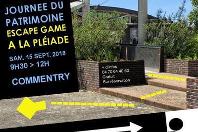 Escape Game à La Médiathèque. à Commentry