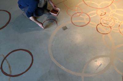 ETHERSECTION  Une exposition de l'artiste Philippe Charles en collaboration avec Laetitia Bourget à Negrepelisse