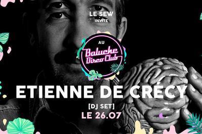 Etienne De Crecy [dj Set] + Guest à Morlaix