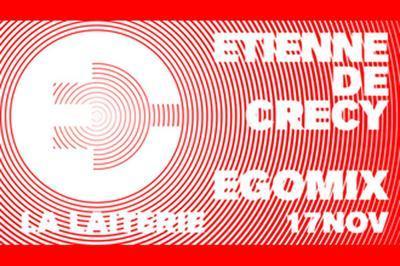 Etienne De Crecy Egomix Dj Set à Strasbourg