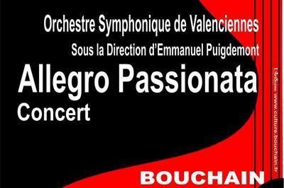 Allegro Passionata à Bouchain