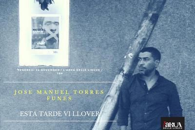 Rencontre avec José Manuel Torres Funes (Honduras) à Marseille