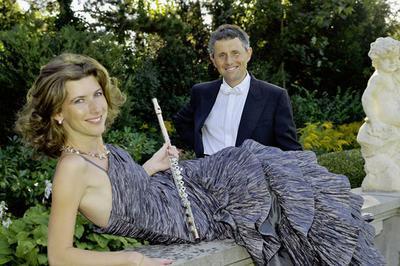 Eva Oertle, Flute & Vesselin Stanev à Nice