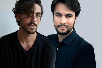 Evan Hughes et Hélio Vida à Toulouse