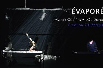 Évaporé - Myriam Gourfink à Cergy
