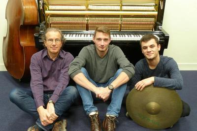 Evidence Jazz Trio  - Young River Jazz tous les 1ers mercredis du mois à Rouen