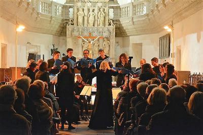 Concert estival Choeur trompette et orgue à Royat