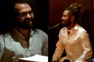 Ewerton Oliveira & José Ballumbrosio musique du monde à Grenoble