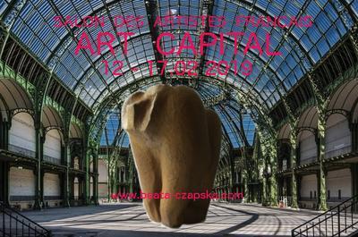 Art Capital  -  Salon Des Artistes Français à Paris 8ème