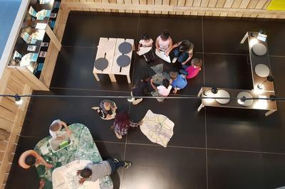 Expérience Partagée Autour De L'espace ?patrimoine Et Découverte? Du Label Ville D'art Et D'histoire à Beauvais