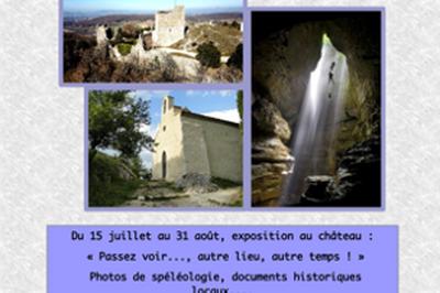 Photos et documents historiques locaux à Rochefort en Valdaine